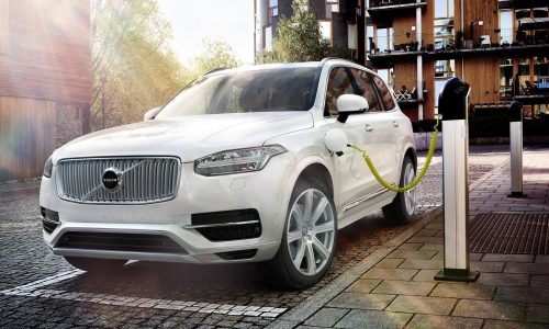 2022 Volvo XC90 getting fully electric option, updated SPA – report