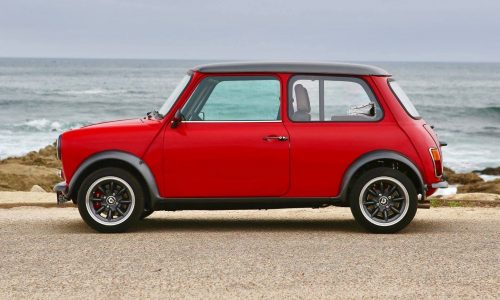 Gilred Racing builds Mini 'Super Cooper S', features 500hp Honda V6 (video)