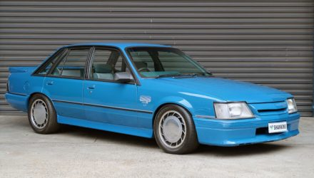 For Sale: Original 1985 Holden HDT VK Group A SS
