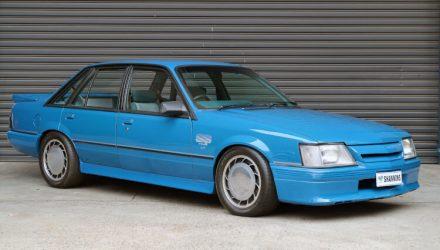 For Sale: Original 1985 Holden HDT VK Group A SS