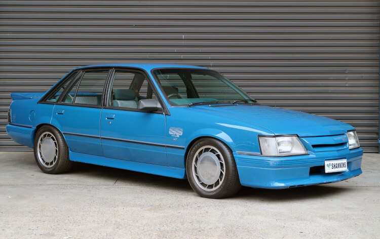 1985 Holden HDT VK Commodore Group A SS Shannons