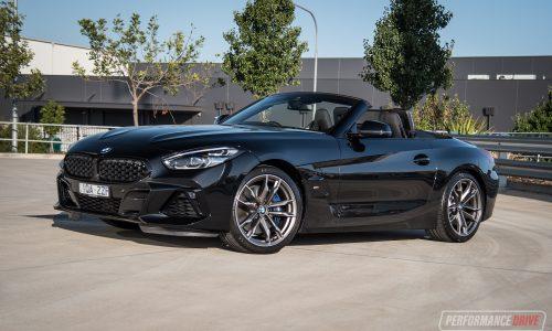 2019 BMW Z4 M40i review (video)