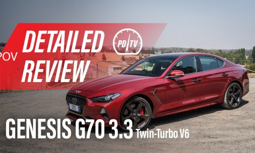 Video: 2019 Genesis G70 3.3T – Detailed review (POV)