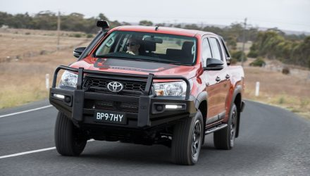 Australian vehicle sales for January 2020 (VFACTS)