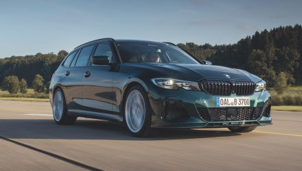 2020 Alpina B3 Sedan & Touring prices confirmed for Australia
