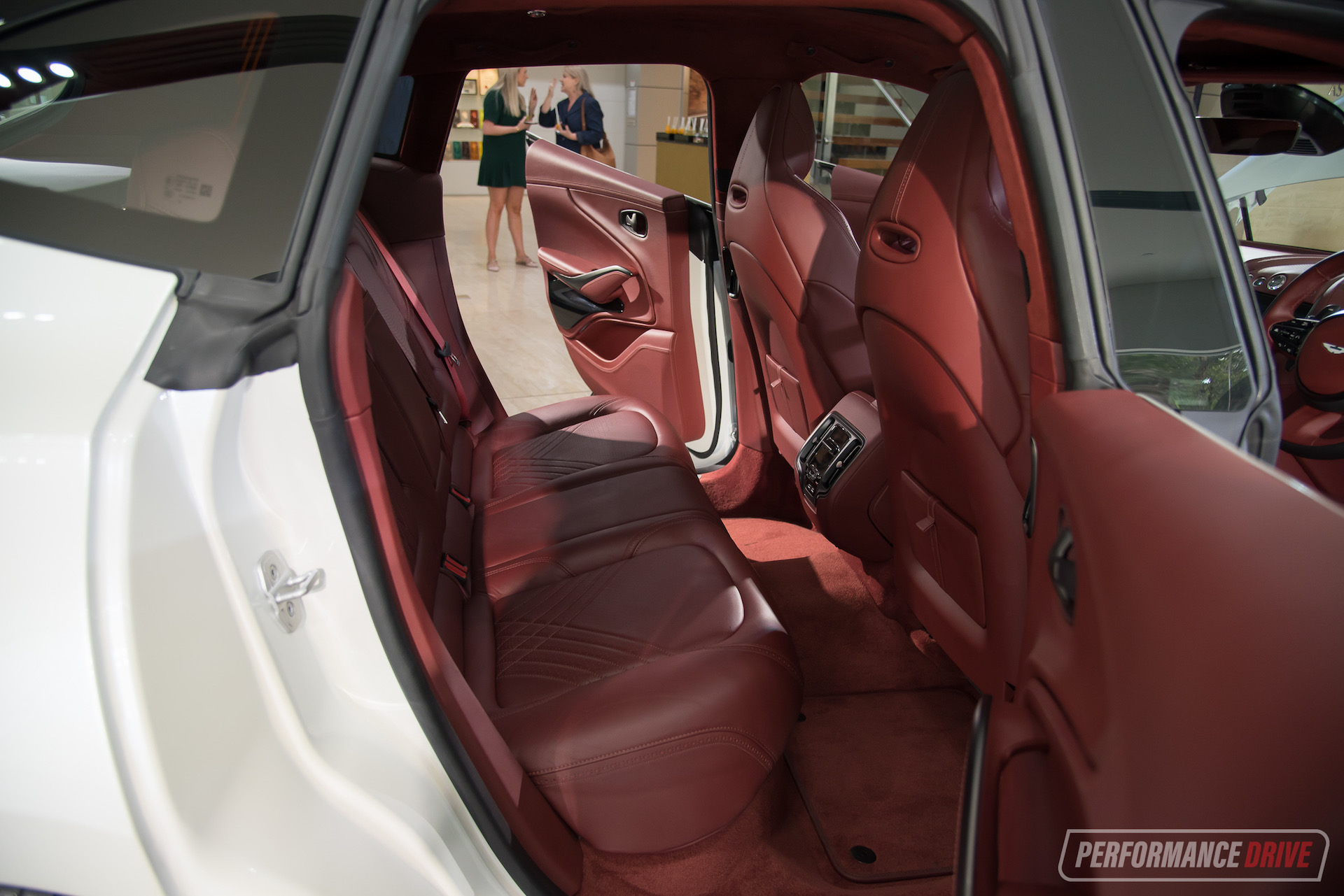 Aston Martin Dbx Makes Australian Debut On Sale Now Performancedrive
