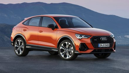 2020 Audi Q3 Sportback now on sale in Australia from $49,900