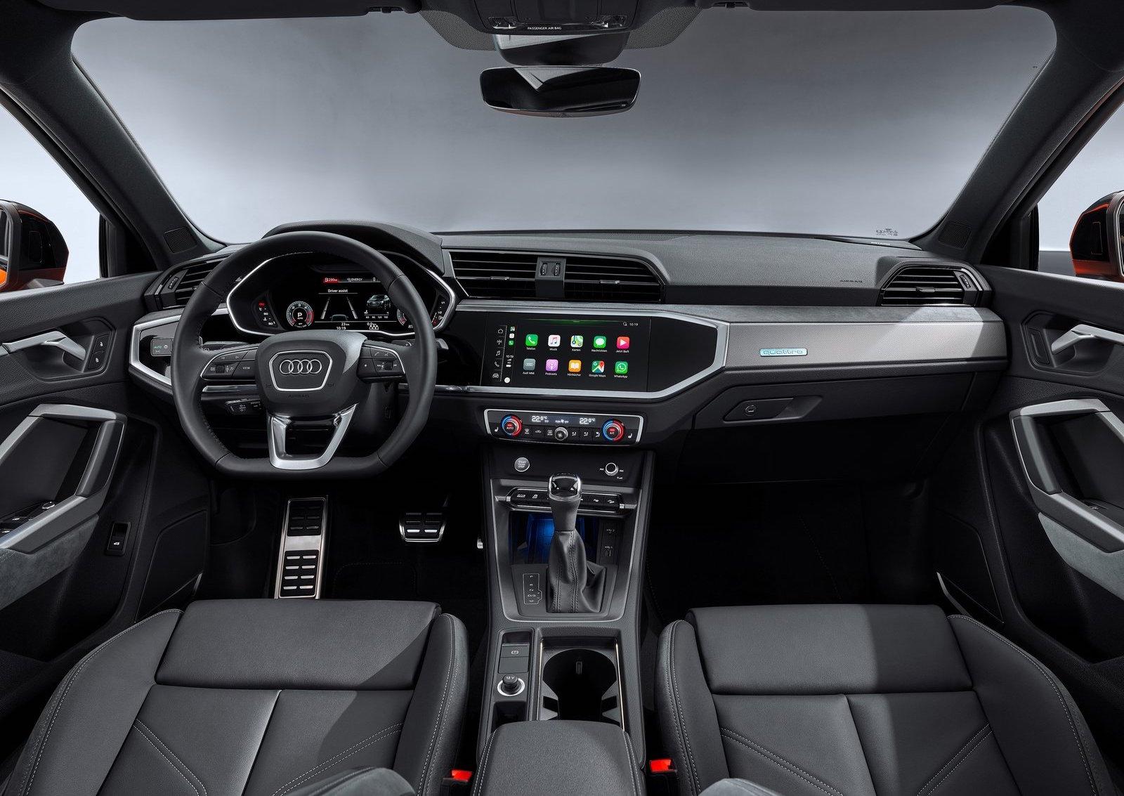 2020 Audi Q3 Sportback Now On Sale In Australia From 49 900 Performancedrive