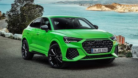 2020 Audi RS Q3, RS Q3 Sportback now on sale in Australia