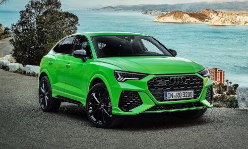 2020 Audi RS Q3, RS Q3 Sportback now on sale in Australia