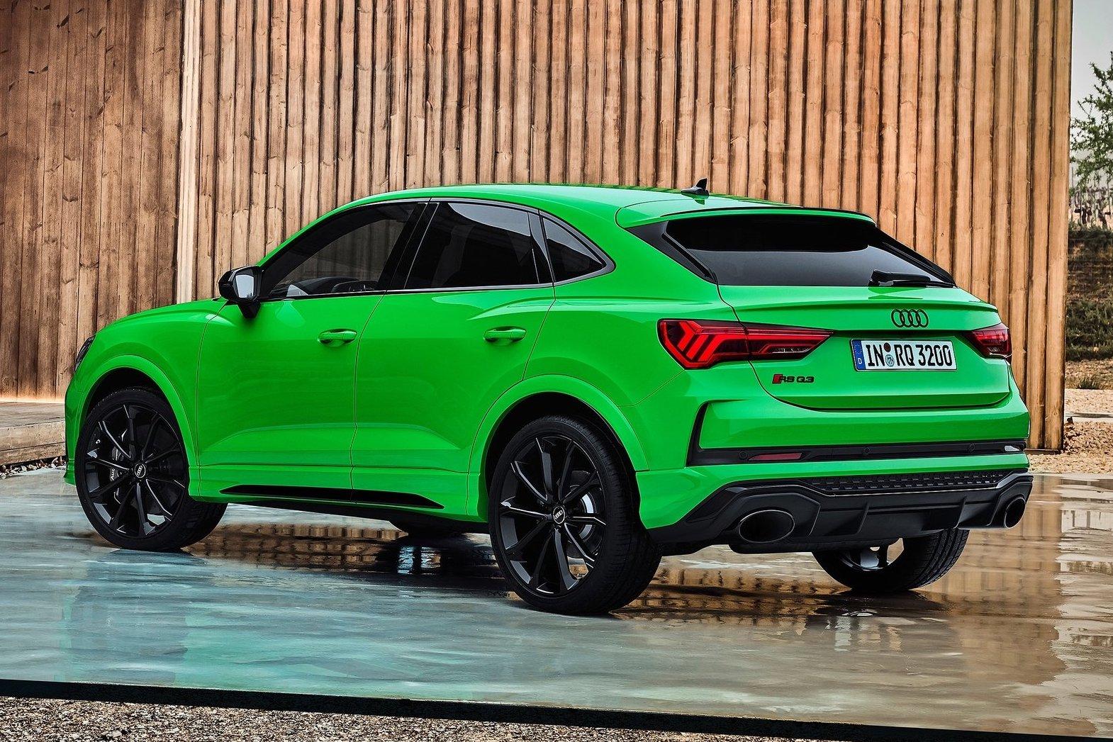 Kekurangan Audi Rs Q3 Spesifikasi