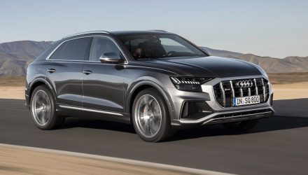Audi SQ8 TDI on sale in Australia priced from $165,500