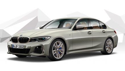 2020 BMW M340d, new 330e plug-in hybrids confirmed for Geneva show