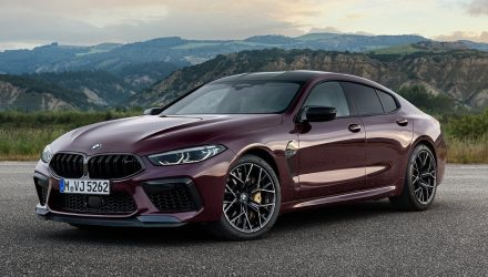 BMW 2 Series Gran Coupe, M2 CS, M8 prices confirmed