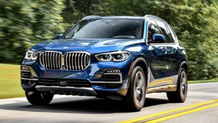 BMW X5, X6 debut new xDrive40d with 48V mild hybrid tech