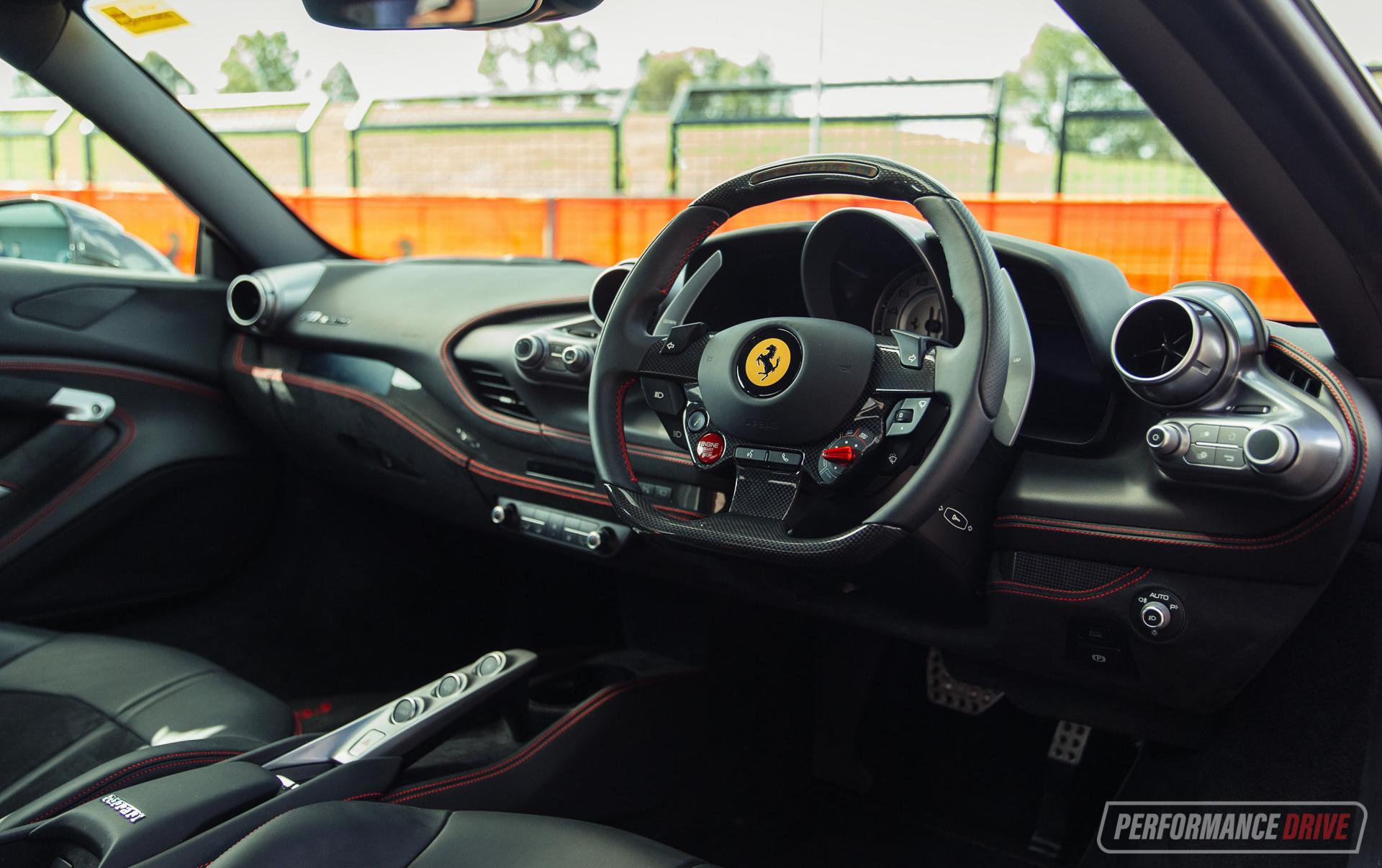 2020 Ferrari F8 Tributo Review Australian Launch Video Performancedrive