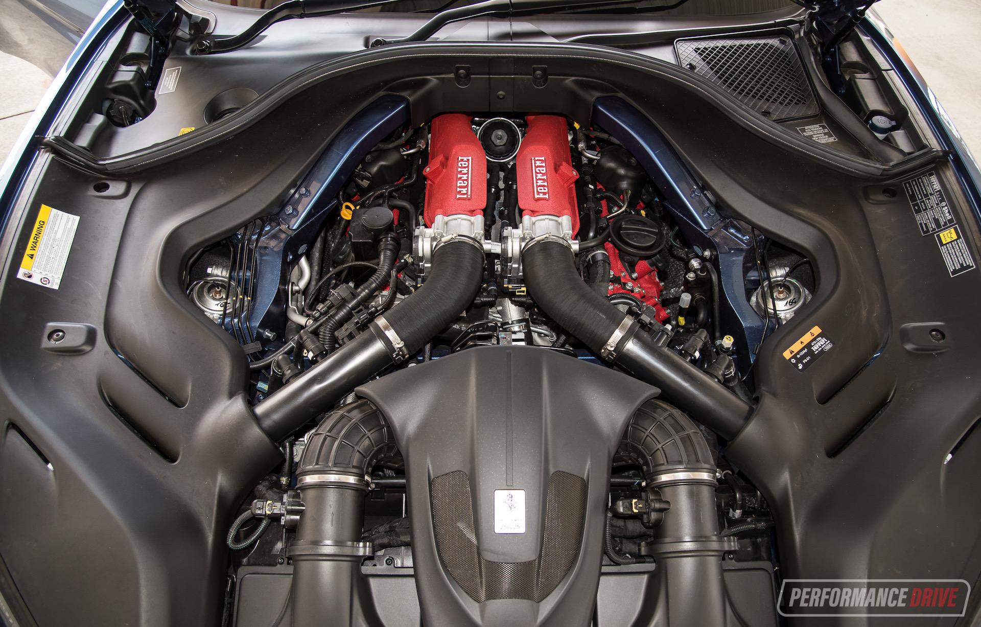 2020 Ferrari Portofino Review Video Performancedrive