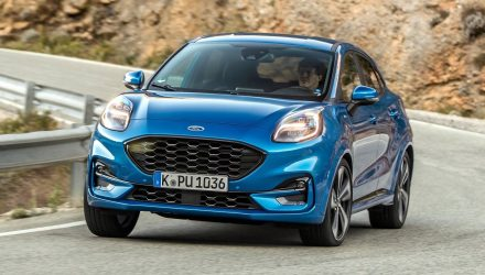 2020 Ford Puma compact SUV confirmed for Australia