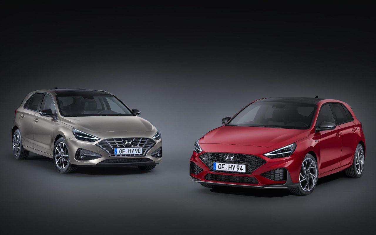 2020 Hyundai i30 facelift revealed with sporty design ...