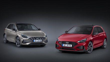 2020 Hyundai i30 facelift revealed with sporty design