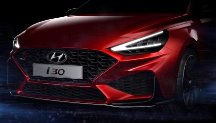 2020 Hyundai i30 facelift previewed with N Line, debuts at Geneva show