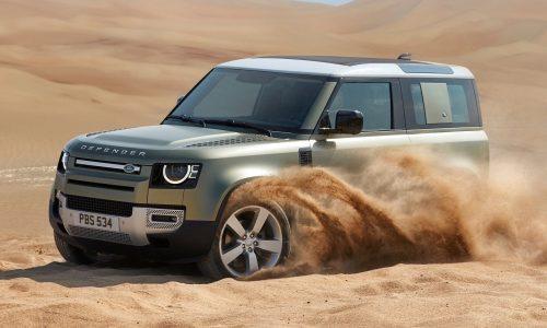 2020 Land Rover Defender 90 lands in Australia in October