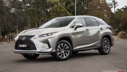 2020 Lexus RX 300 Luxury review (video)