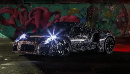 Maserati MC20 name confirmed for new supercar (video)