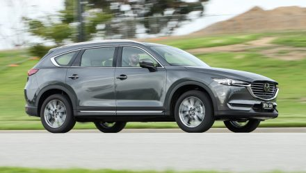 2020 Mazda CX-8 update now on sale in Australia