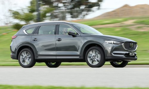 2020 Mazda CX-8 update now on sale in Australia