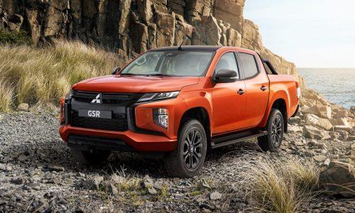 2020 Mitsubishi Triton GSR, GLX-R announced in Australia