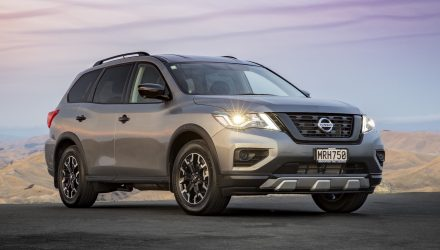 2020 Nissan Pathfinder N-TREK announced for Australia