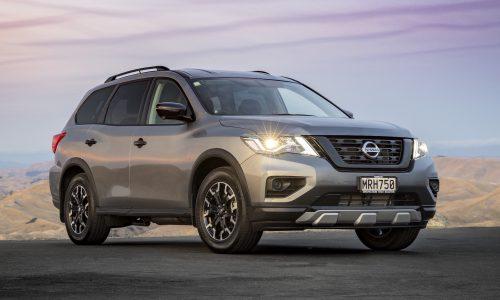 2020 Nissan Pathfinder N-TREK announced for Australia
