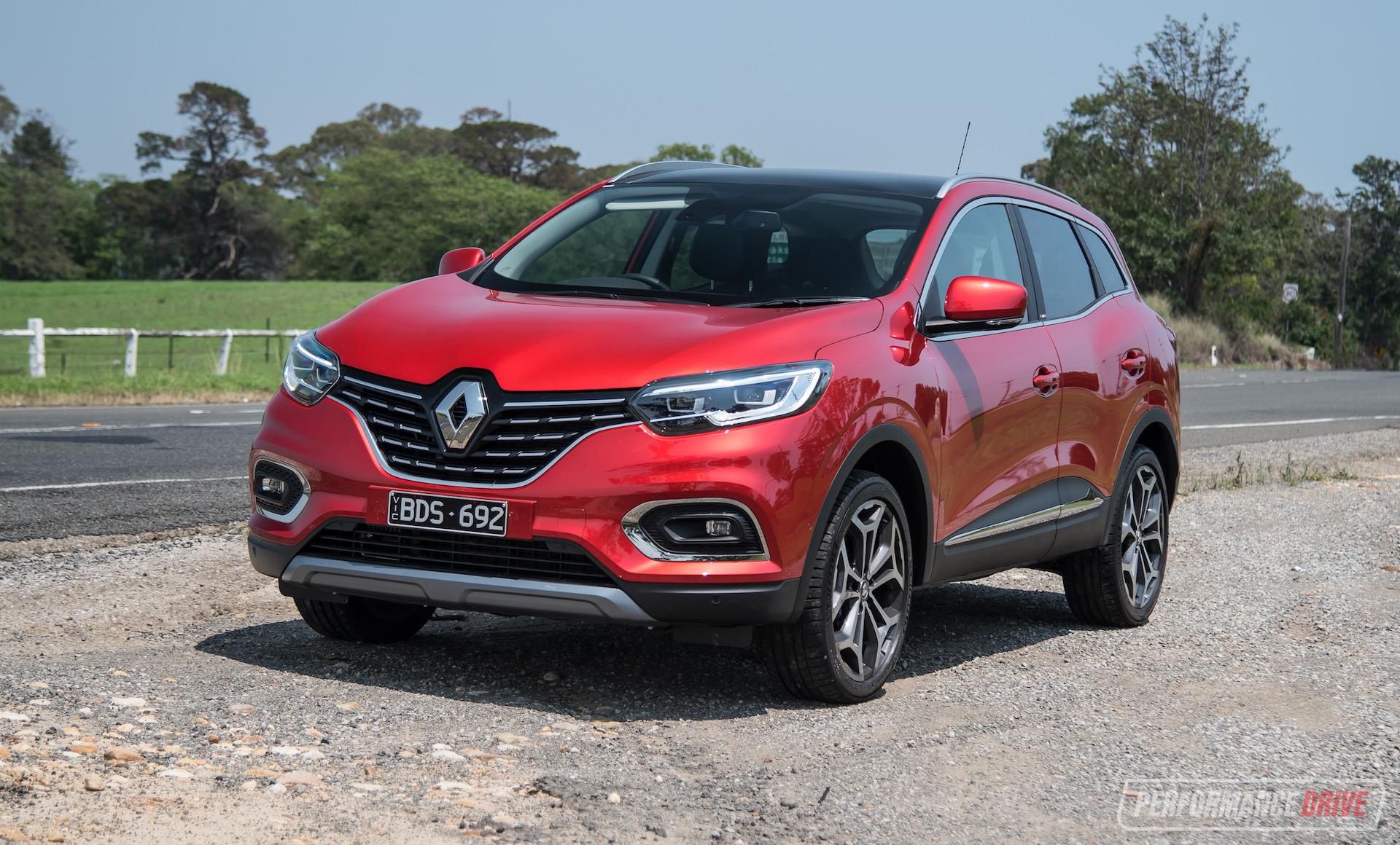 2020 Renault Kadjar Intens review (video) | PerformanceDrive