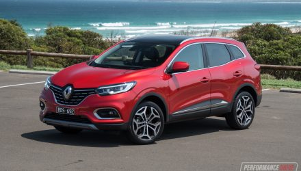 2020 Renault Kadjar Intens review (video)