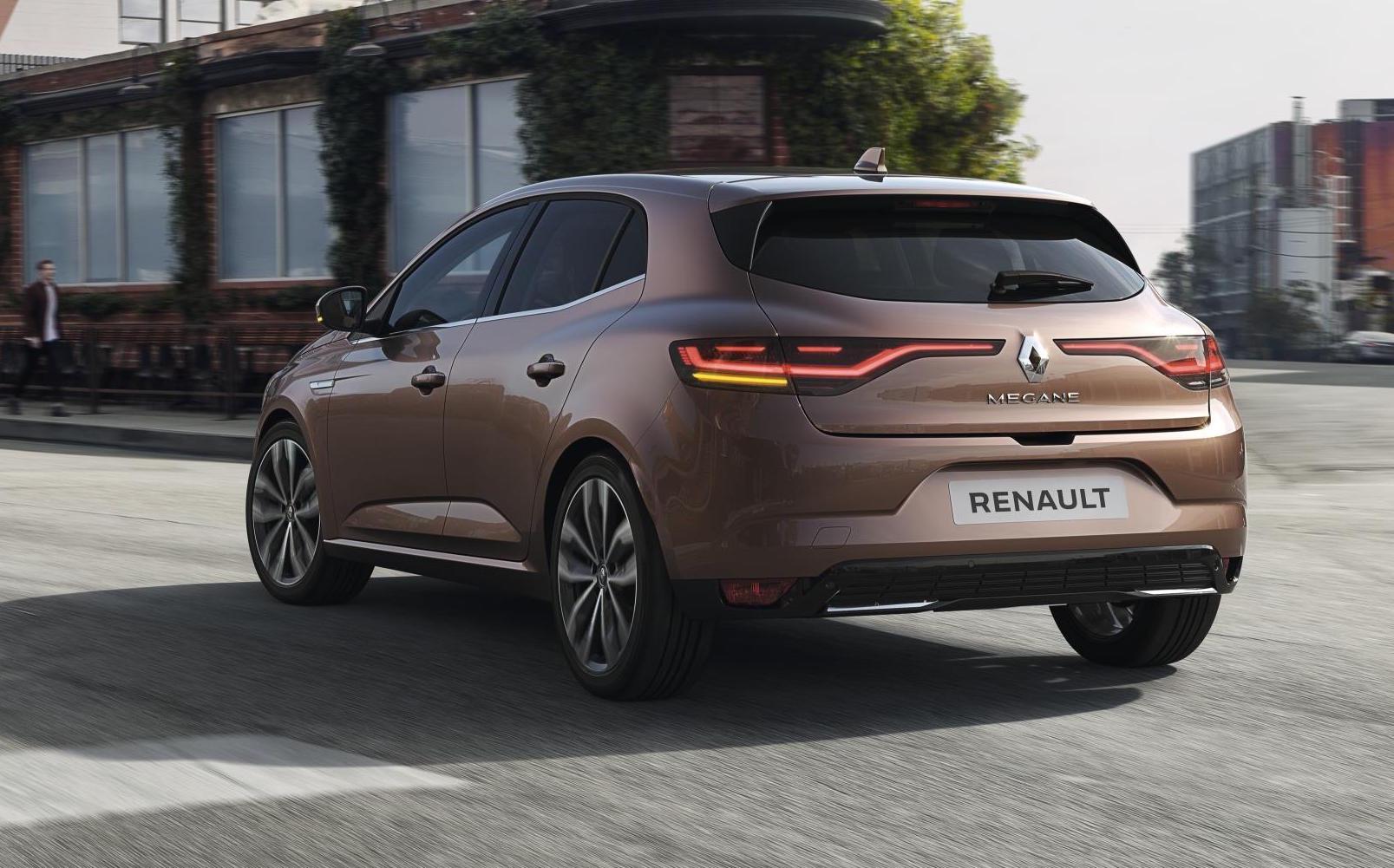 2020 Renault Megane Facelift Debuts Plug In Hybrid More Power For Rs Performancedrive