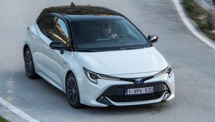 Toyota GR Corolla hot hatch getting 'G16E-GTS' 1.6 turbo 3CYL – report