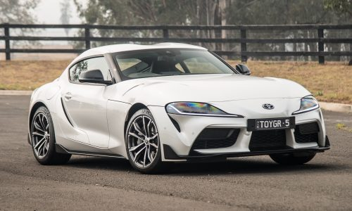 2020 Toyota GR Supra GT review (video)