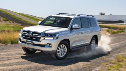 2020 Toyota LandCruiser Sahara Horizon edition announced