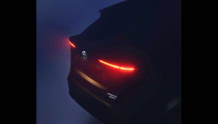 Toyota previews all-new compact SUV before Geneva debut