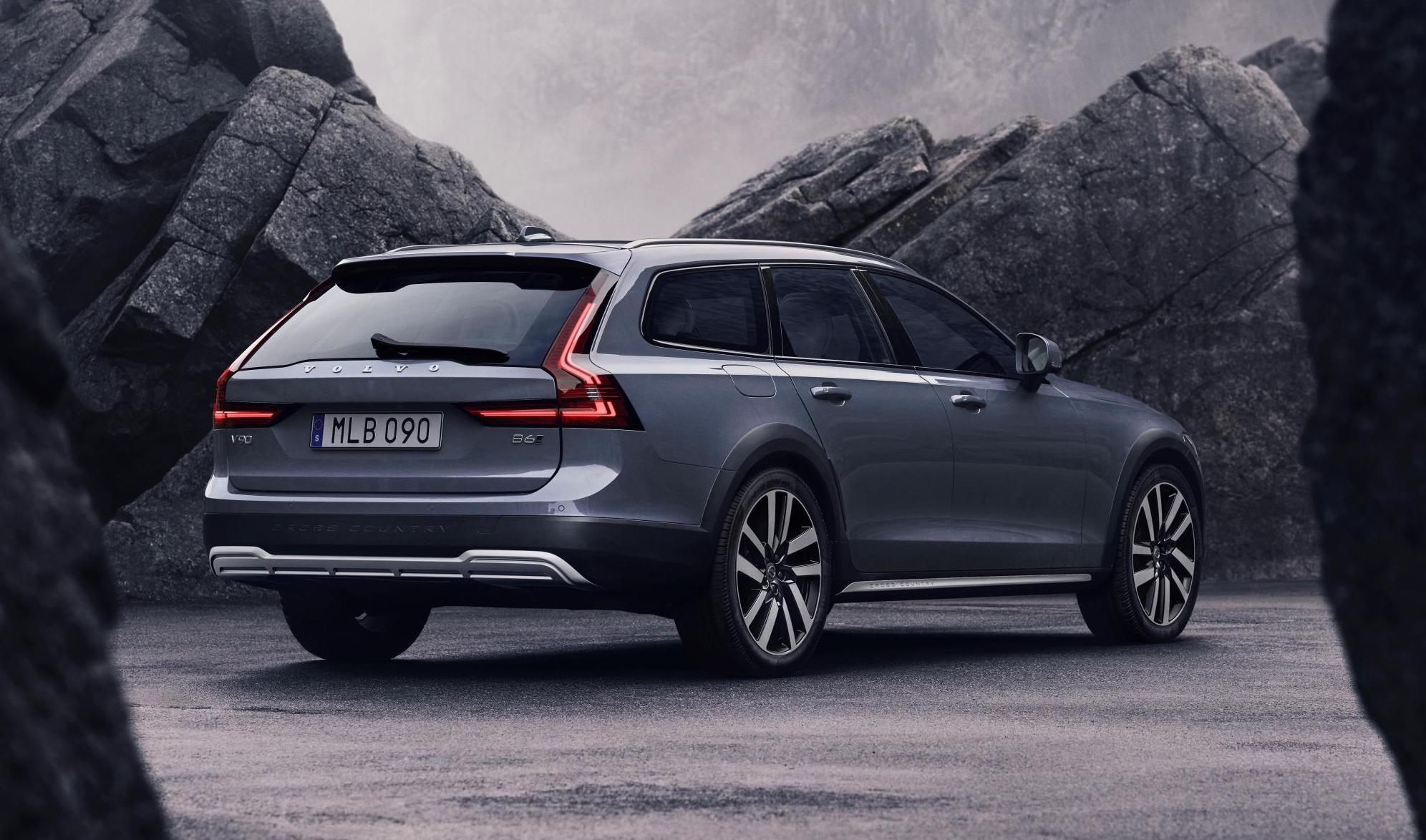 2020 Volvo S90 & V90 facelift revealed | PerformanceDrive