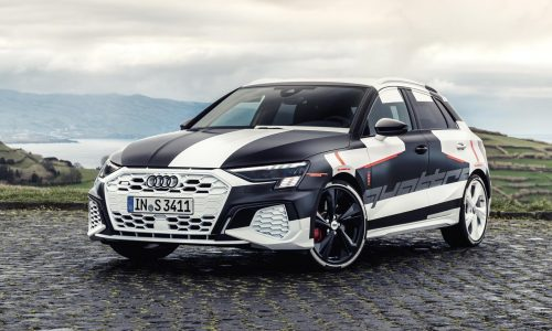 2021 Audi S3 previewed, gets new quattro AWD system