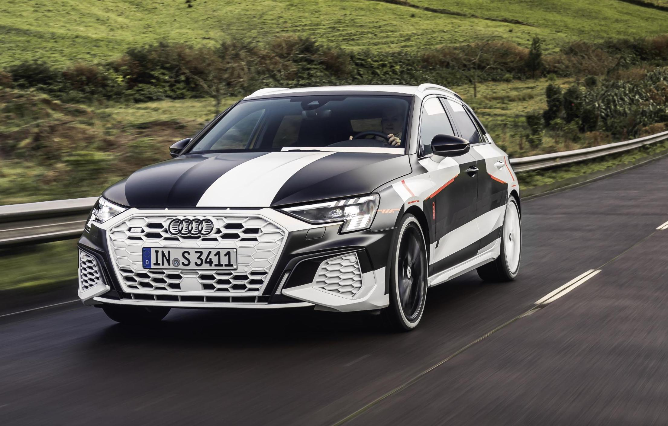 2021 Audi S3 previewed, gets new quattro AWD system ...