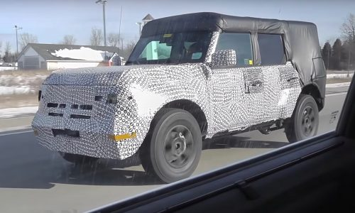 2021 Ford Bronco to debut in March, Bronco Sport in April