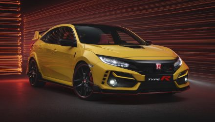2021 Honda Civic Type R Limited Edition announced for Australia