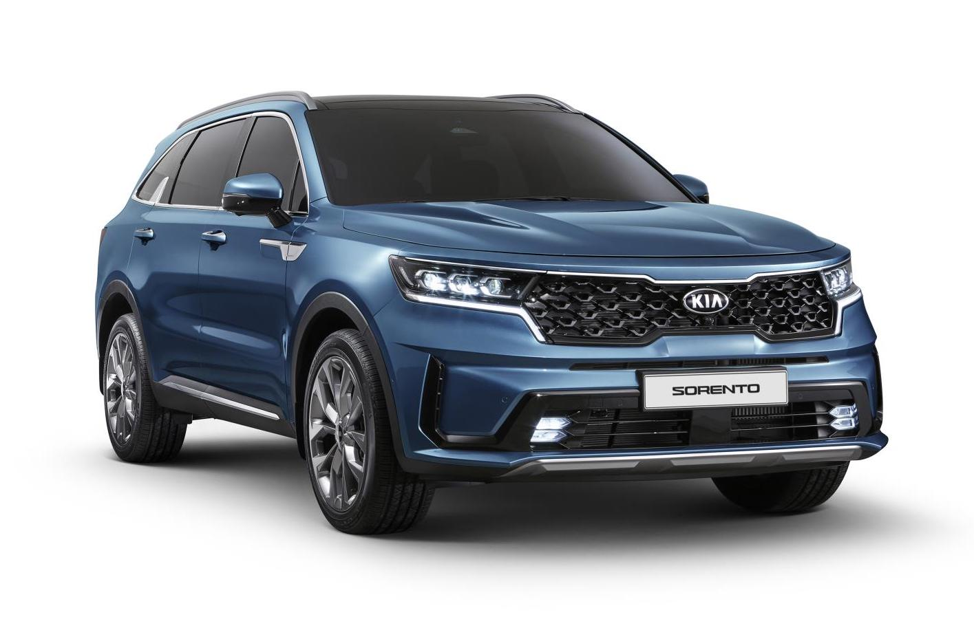 2021 Kia Sorento officially revealed, inside and out ...