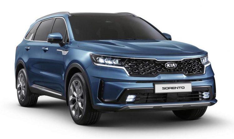 2021 Hyundai Santa Fe facelift to get 1.6T hybrid, Sorento ...