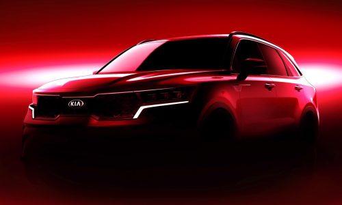 2021 Kia Sorento to debut at Geneva, hybrid confirmed