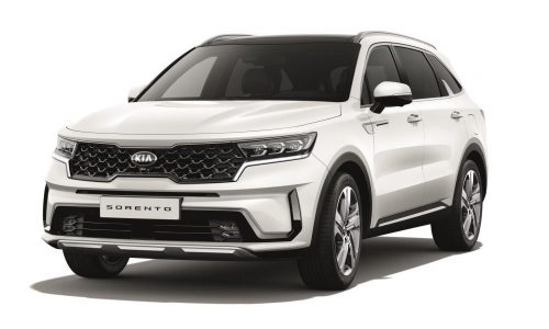 2021 Kia Sorento officially revealed, inside and out
