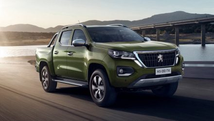 2021 Peugeot Landtrek revealed as suave new dual-cab ute